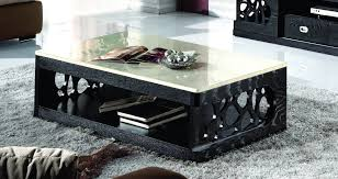 Marble Living Room Tables Coffee Tables Ideas Modern Black Marble Coffee Table Set Marble