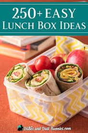 250 easy lunch box ideas lunch box lunch box