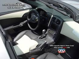 2008 corvette interior rick corvette conti archive 2008 interior console changes