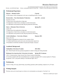 is a british cv different from a north american resume good luck