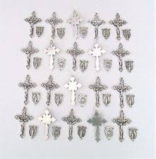 rosary crucifixes rosary parts ebay