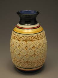 Fire Vase High Fire By Don U2013 Just Two Potters