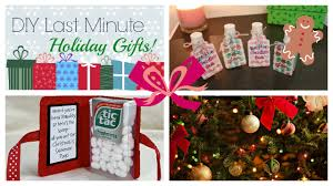 holiday gift guide diy pinterest inspired last minute gifts
