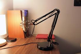 mic stand table attachment adjustable desktop microphone boom on a budget ikea hackers