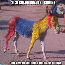Colombia Meme - si si colombia si si caribe si si meme on memegen