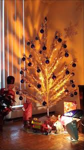 classic aluminum tree with color wheel