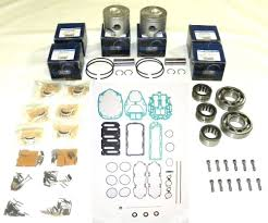 wsm outboard mercury 135 150 175 hp 2 5l optimax rebuild kit 700