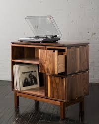 record player table ikea record album storage furniture furniture designs
