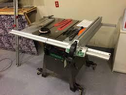hitachi table saw price hitachi c10fl table saw accessories works fine quality tools