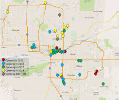 Gilbert Arizona Map by In Focus Phoenix Az By Bethany Cronk And Ryan Wall
