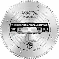 best table saw blade which 10 miter saw blade works best for cutting aluminum in metal