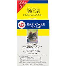 ear mite treatment u0026 medicine for dogs petco