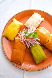 le monde de la cuisine tamales au restaurant panchita à lima gaston acurio la cuisine