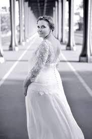 robe de mari e femme ronde les robes de mariée pour femme ronde curvy by stéphanie wolff