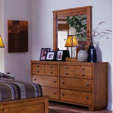 Bedroom Dresser With Mirror by Pine Dressers You U0027ll Love Wayfair