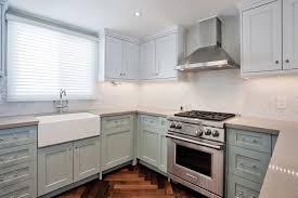 blue kitchen cabinets contemporary kitchen beauti tone