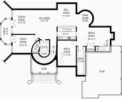 kildare castle luxury house plans spacious house pans
