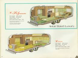 1972 avion 31 u0027 travel trailers lagrande and imperial avion