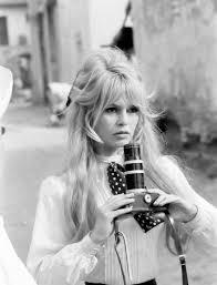 Birdget Bardot - eight fashion and beauty trends we can thank brigitte bardot for