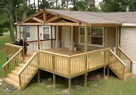 home deck plans photos of modular home deck plans mobile homes ideas