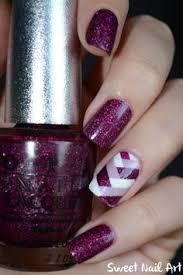 30 chosen purple nail art designs matte white nails white nail