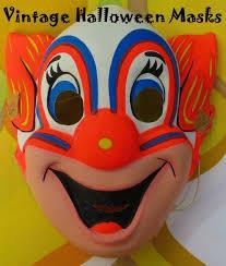 vintage masks masks