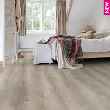 Quick Step Rustic Oak Laminate Flooring Quick Step Majestic Desert Oak Brushed Grey