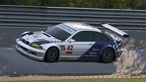 Bmw M3 Gtr - bmw m3 gtr race car u002701 by falcone nostra on deviantart