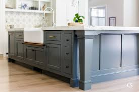 what is the best size for a kitchen sink kitchen island ideas christopher cabinetry