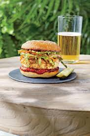 backyard grill stuffed burger press our best grilled burgers southern living