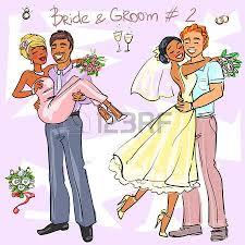 hochzeitsgeschenk braut an brã utigam braut und bräutigam set 1 gezeichnet hochzeit paare