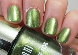 swatch sunday milani fierce foil collection adventures in acetone