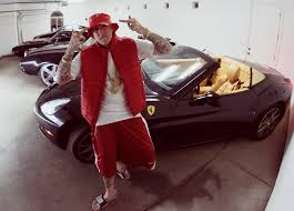 future rapper cars rapper bobo norco reveals his 2015 ferrari california in new video