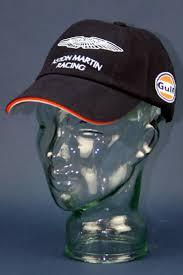 aston martin racing team aston martin racing cap gulf team cap from fmcg collectables