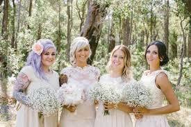 Bridesmaids Bouquets 33 Alternative Bouquet Ideas For Non Traditional Brides Rock N
