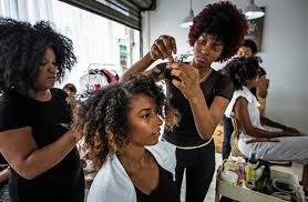 where can i find a hair salon in new baltimore mi that does black hair at a santo domingo hair salon rethinking an ideal look the new