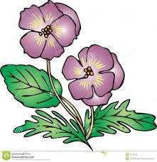 violet flower clip art 8 66 violet flower clipart clipart fans