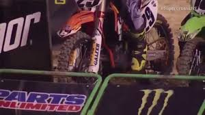 ama motocross gear andrew short starts 3rd gear replay ama supercross 2015