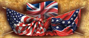 Civil War Battle Flag The Colonel And The Vicar The American Civil War U2013 2 First