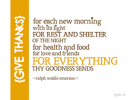 emerson quote kindness 12 thanksgiving quotes on gratitude 2014 the hwl