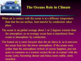 Warmer Atmosphere Ocean And Atmosphere Coupling El Nino Southern Oscillation
