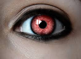 red eye contacts for halloween wicked eyes contacts evil red eye by parkca412 killer clothes