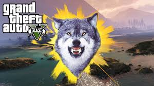 Meme Courage Wolf - gta 5 courage wolf meme easter egg youtube