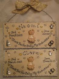 Baby Plaques 3d Personalised Christening Baby Sign Boy Or Unique Keepsake