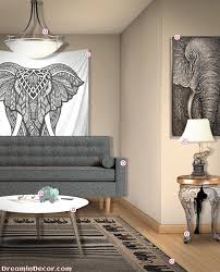 astonishing ideas elephant living room decor surprising 7