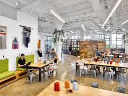 Gensler Office Inspiration Inside The Etsy Headquarters By Gensler