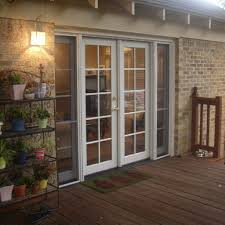 Exterior Single French Door by Replace Garage Door With French Doors Examples Ideas U0026 Pictures