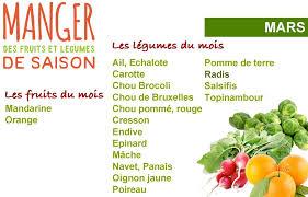 légumes à cuisiner cuisiner les fruits et légumes de saison et locaux du mois de mars