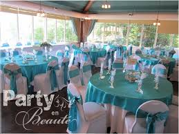 turquoise chair sashes submit your event photos winners linentablecloth