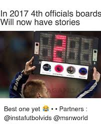 Meme Stories - in 2017 4th officials boards will now have stories your story